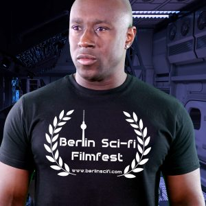 Berlin Sci-fi Basic T-shirt