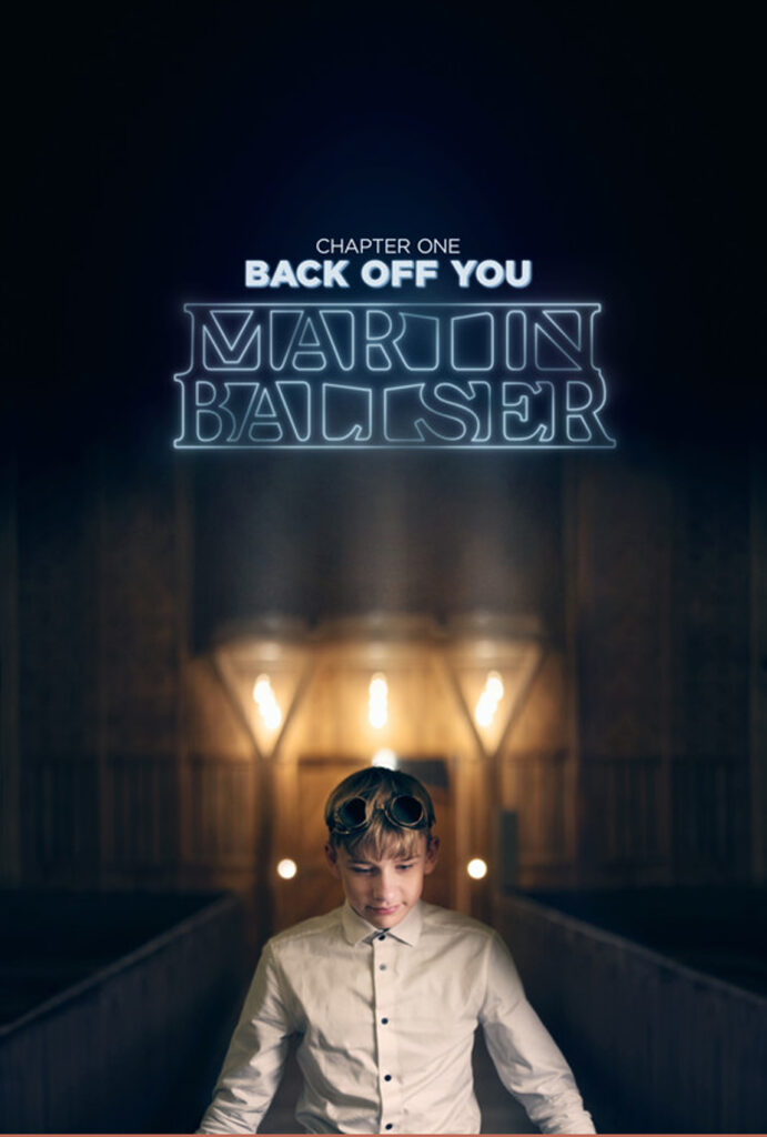 Back off you-poster