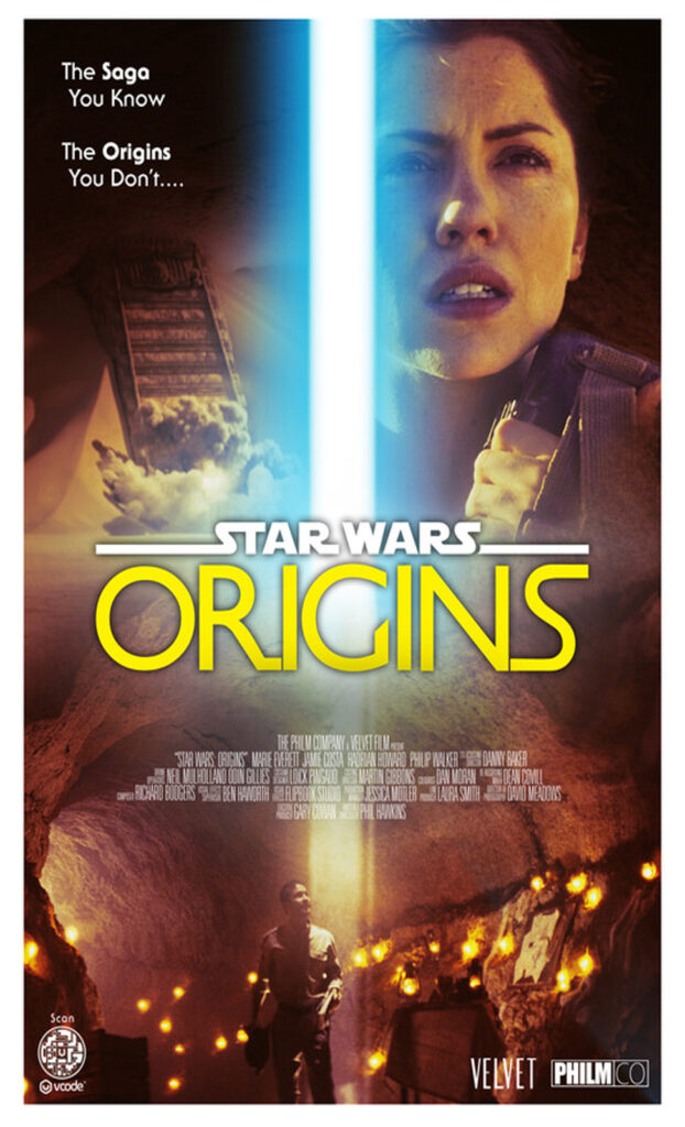 Star Wars Origin poster